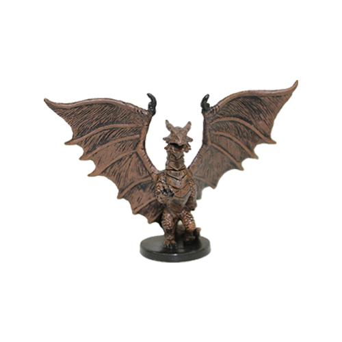 Blood War #20 Medium Copper Dragon (U)