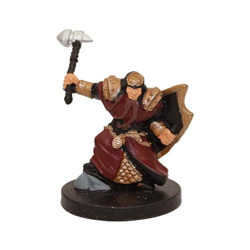 Dragoneye #01 Cleric of Moradin (U)
