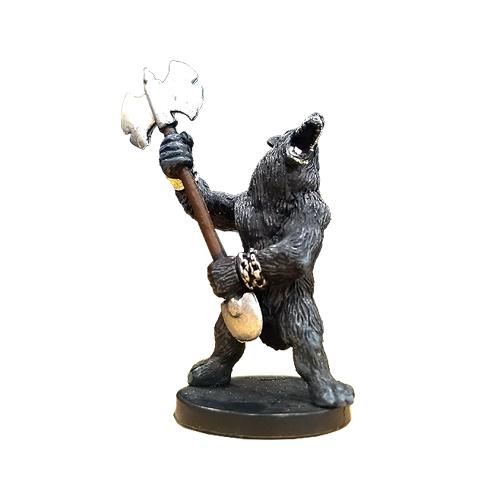 Dragoneye #10 Dwarven Werebear (U)
