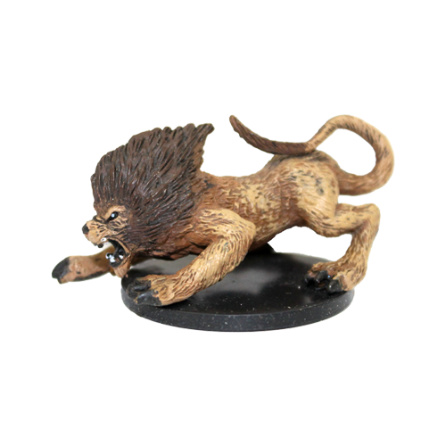 Dragoneye #11 Dire Lion (R)