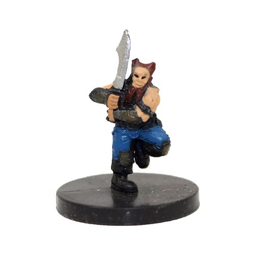 Dragoneye #18 Dwarf Barbarian (C)