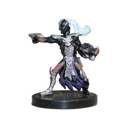 Dragoneye #49 Drow Warrior (U)