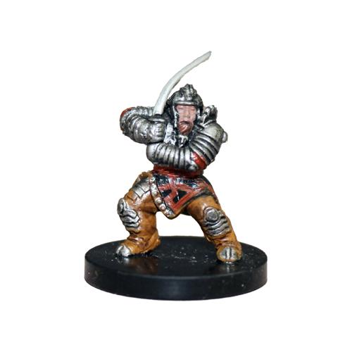 Deathknell #06 Dwarf Samurai (R)