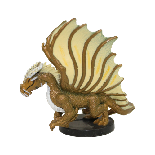 Deathknell #07 Gold Dragon (R)