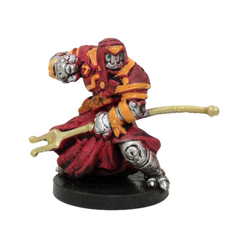 Deathknell #11 Warforged Wizard (U)