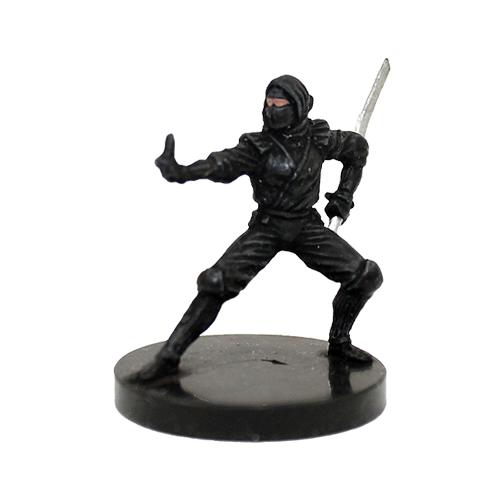Deathknell #17 Dragonblade Ninja (U)