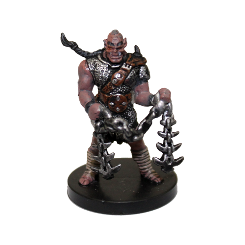 Deathknell #22 Rask, Half-Orc Chainfighter (R)
