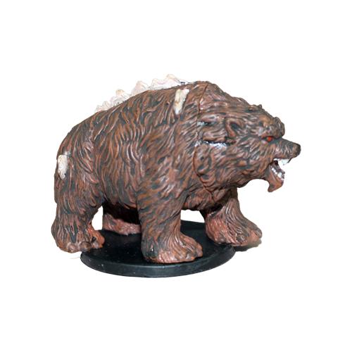 Deathknell #26 Dire Bear (U)