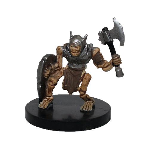Deathknell #40 Skeletal Dwarf (C)