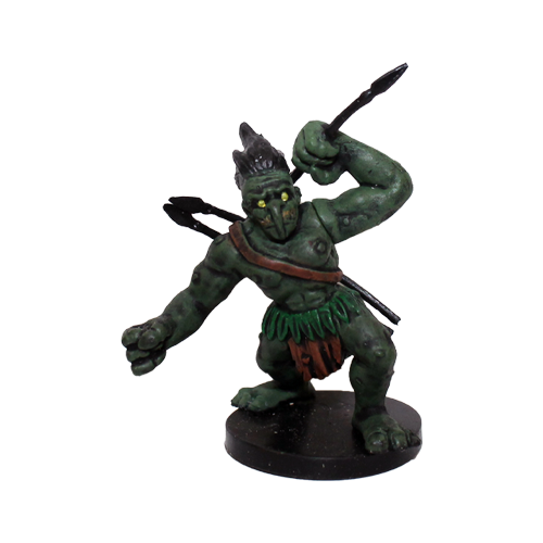 Deathknell #55 Forest Troll (U)