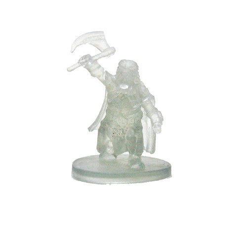 Elemental Evil #015 Gold Dwarf Guard (Invisible)