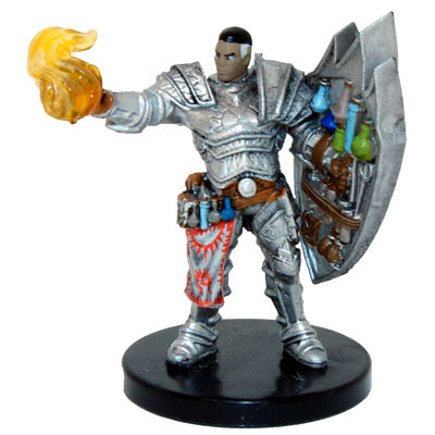 #036 Gruul Anarch *Rare* D/&D Miniatures GUILDMASTERS GUIDE TO RAVNICA