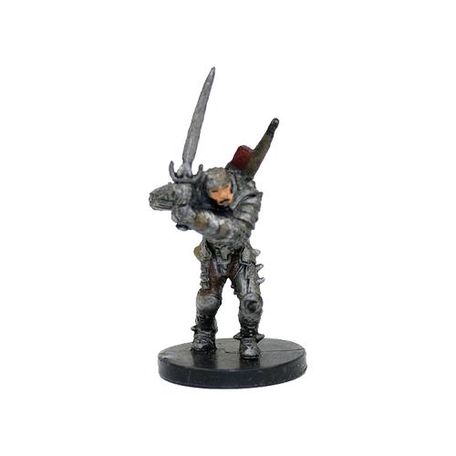 Giants of Legend #12 Regdar, Adventurer (U)