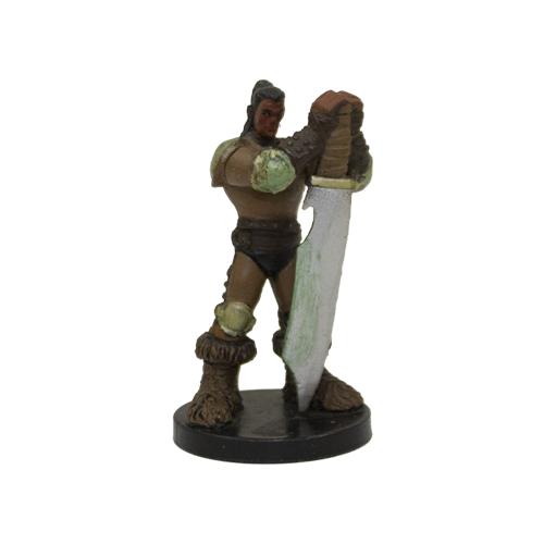 Giants of Legend #17 Half-Giant Psychic Warrior (R)