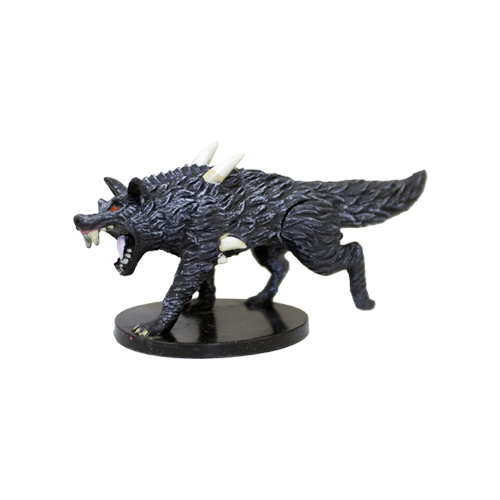 Giants of Legend #25 Dire Wolf (R)