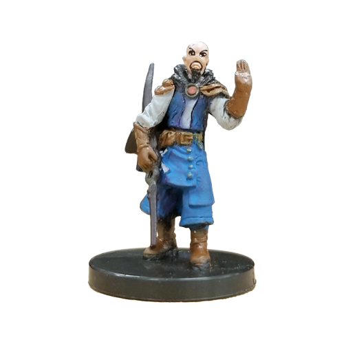 Giants of Legend #26 Mordenkainen the Mage (R)