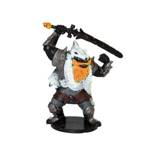 Giants of Legend #33 King Snurre (R)