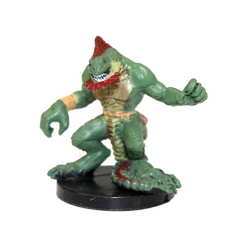 Giants of Legend #35 Lizardfolk Rogue (C)