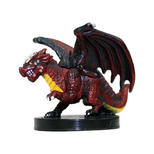 Giants of Legend #58 Red Wyrmling (R)