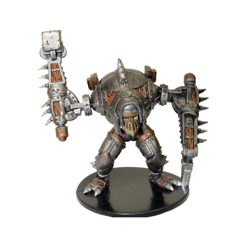 Giants of Legend #65 Warforged Titan (R)