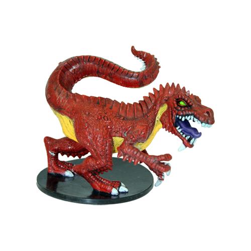 Giants of Legend #68 Fiendish Tyranosaurus (U)