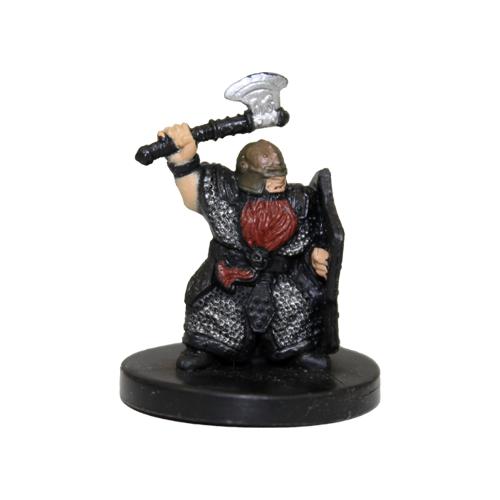 Harbinger #03 Dwarf Axefighter (C)