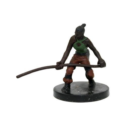 D&D Harbinger #04 Ember, Human Monk (U)