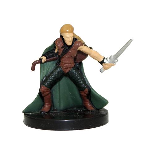 Harbinger #20 Devis, Half-Elf Bard (U)