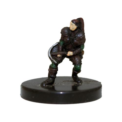 Harbinger #27 Lidda, Halfling Rogue (U)