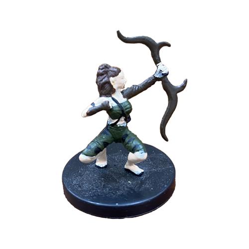 Harbinger #31 Wood Elf Skirmisher (U)