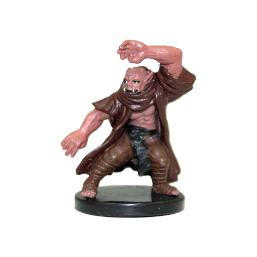 Harbinger #33 Half-Orc Monk (U)