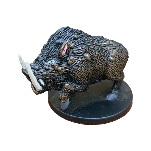 Harbinger #34 Dire Boar (R)