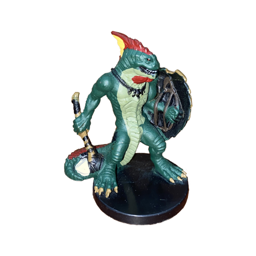 Harbinger #35 Lizardfolk (U)