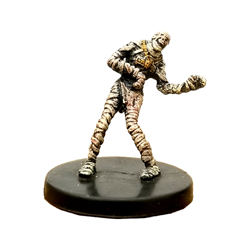Harbinger #51 Mummy (R)
