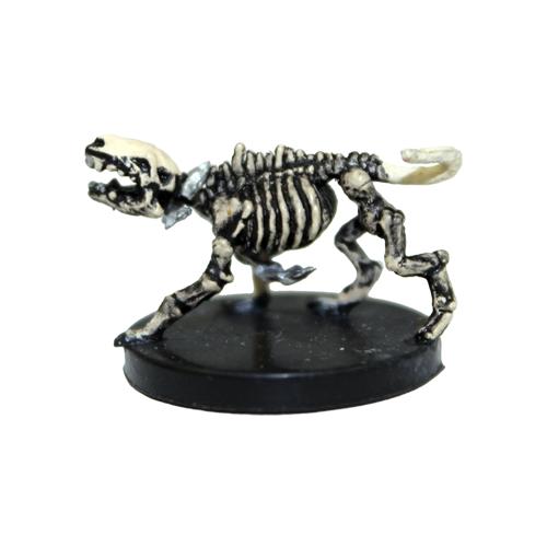 Harbinger #57 Wolf Skeleton (C)