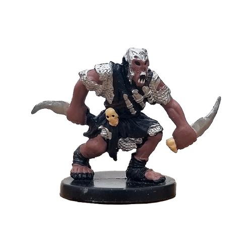 Harbinger #65 Half-Orc Assassin (U)