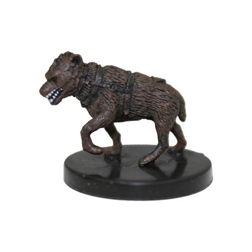 Harbinger #67 Hyena (C)