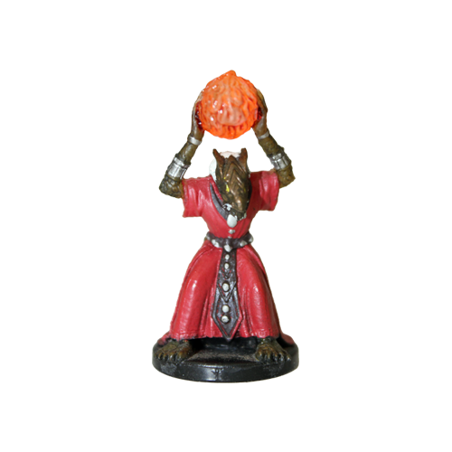 Legendary Evils #03 Aurak Draconian (R)