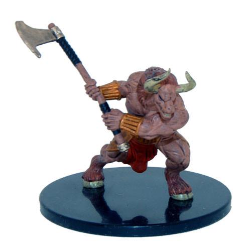 Monster Menagerie #043 Minotaur (R) | Miniature Market