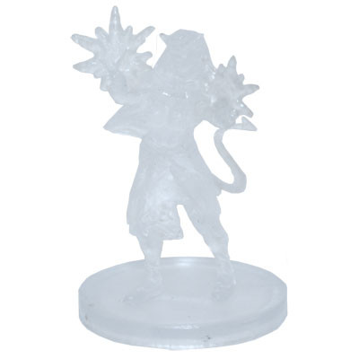 Monster Menagerie 2 035i Tiefling Warlock Invisible Vr Collectible Miniatures Miniature Market 744 tiefling warlock 3d models. miniature market