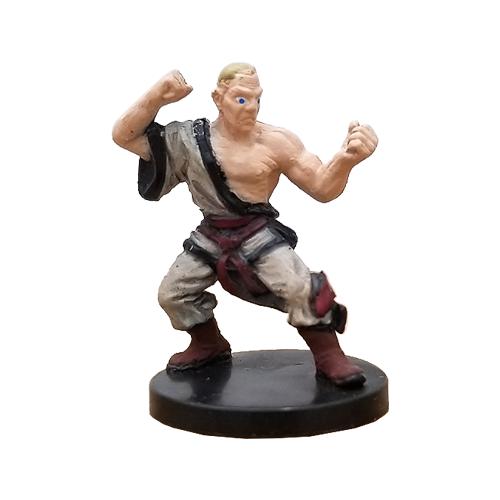 Giants of Legend Scarlet Brotherhood Monk (Promo GMR2)