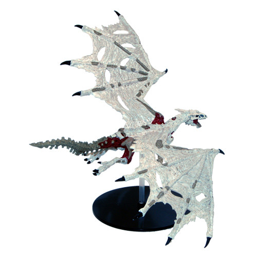 Rage of Demons #50 White Dracolich (Out of Box) (Fixed)