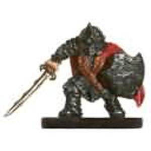 Angelfire Dwarf Mercenary (Promo SDCC1)