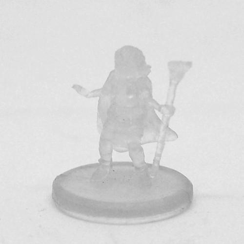 Tyranny of Dragons #01 Rock Gnome Female Wizard (Invisible)