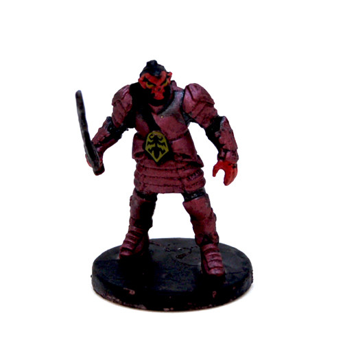 Tyranny of Dragons #12 Hobgoblin Fighter (C)