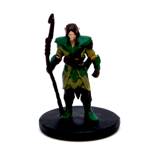 Tyranny of Dragons #16 Wood Elf Druid (U)