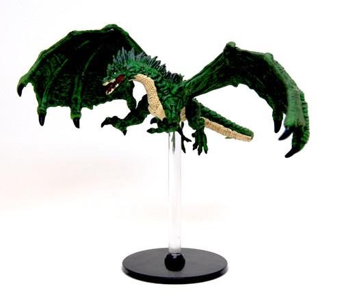 Tyranny of Dragons #31 Green Dragon (U)