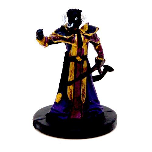 Tyranny of Dragons #033 Half Black Dragon Lord (R)