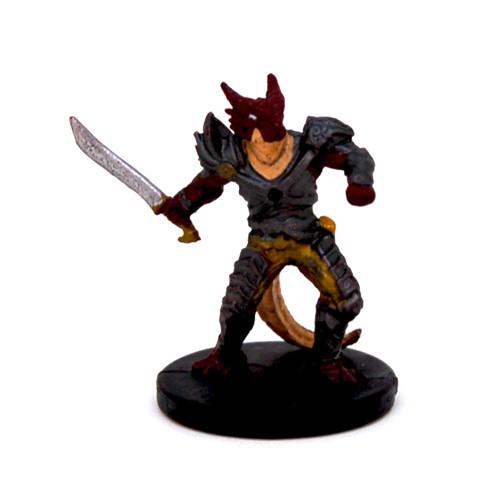 Tyranny of Dragons #36 Half Red Dragon Fighter (R)