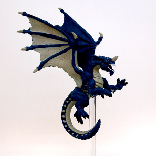Tyranny of Dragons #041 Blue Dragon (R)